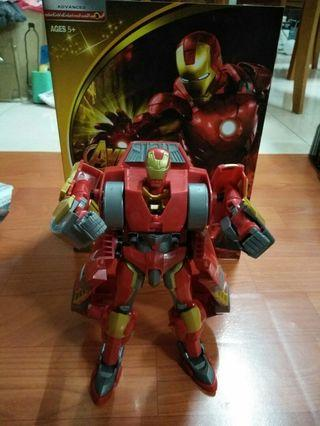 Iron-man Transformer Car