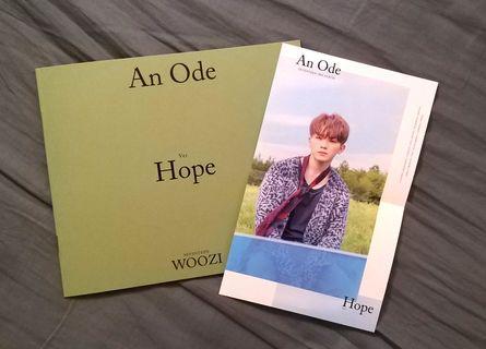 [WTT] SEVENTEEN - AN ODE 'HOPE' ver. PB & MFP (Woozi to Joshua/Wonwoo)