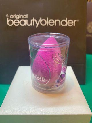 beauty blender 美國正版 美妝蛋-電力紫