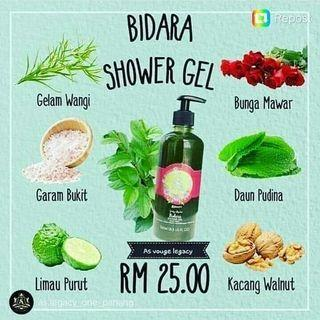 Shower gel bidara