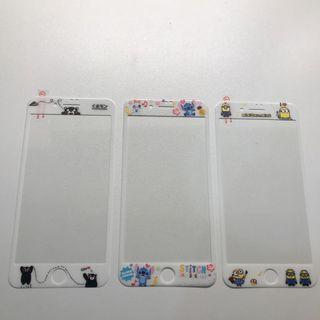 iPhone 7/8 plus 螢幕保護貼(一片$50)