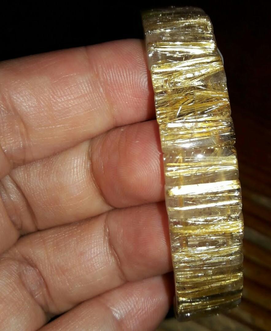 鈦排,鈦晶手排,滿絲,25公克