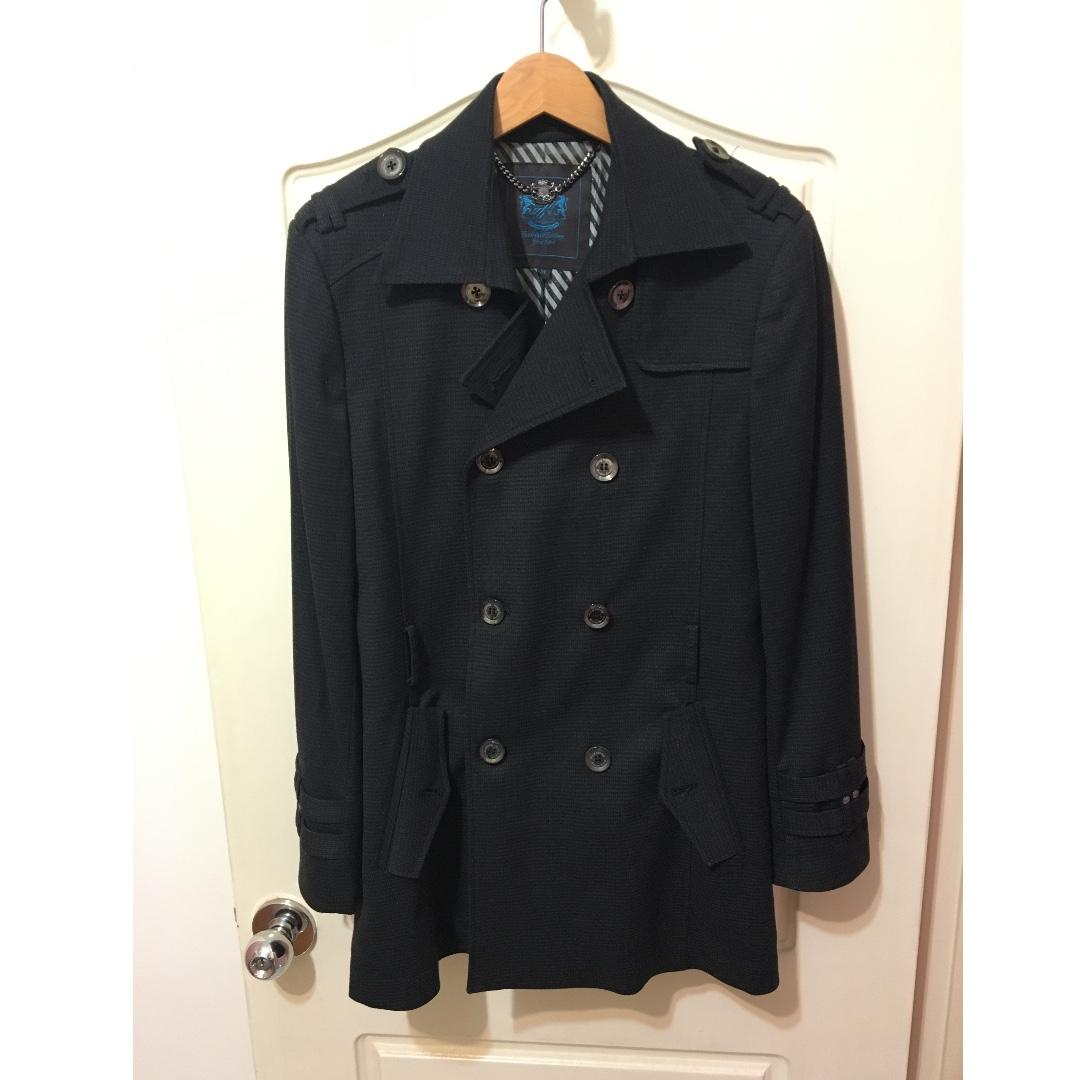 中長版外套