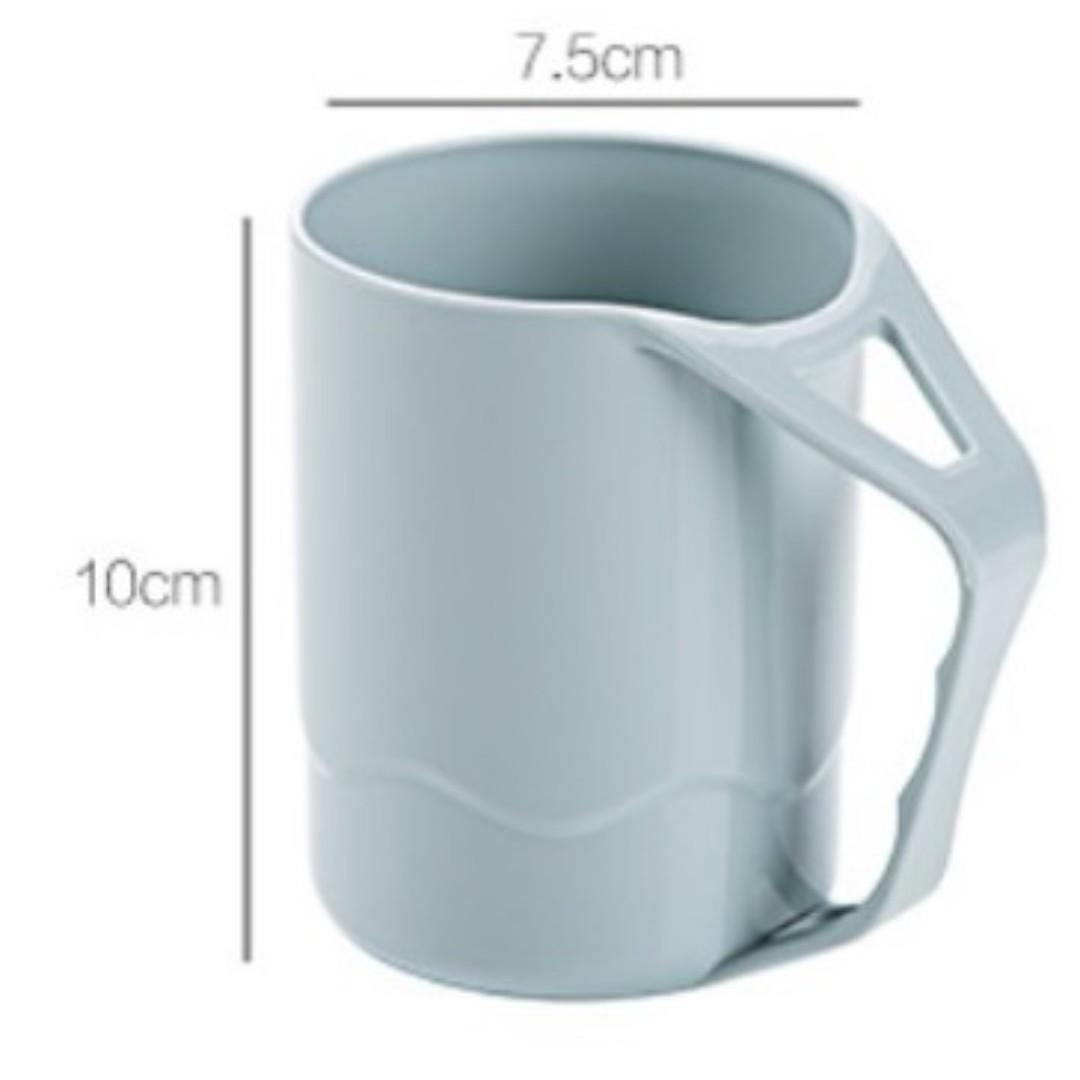 朵拉媽咪【全新現貨】水杯 刷牙杯 兒童杯 塑膠杯 北歐色 時尚牙刷杯 造型刷牙杯 家用漱口杯 杯子 杯 兒童刷牙杯 幼兒 現貨白色