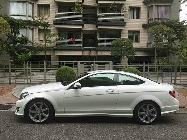自售 Mercedes-Benz-C-Class Coupe C180 AMG 2013年出廠