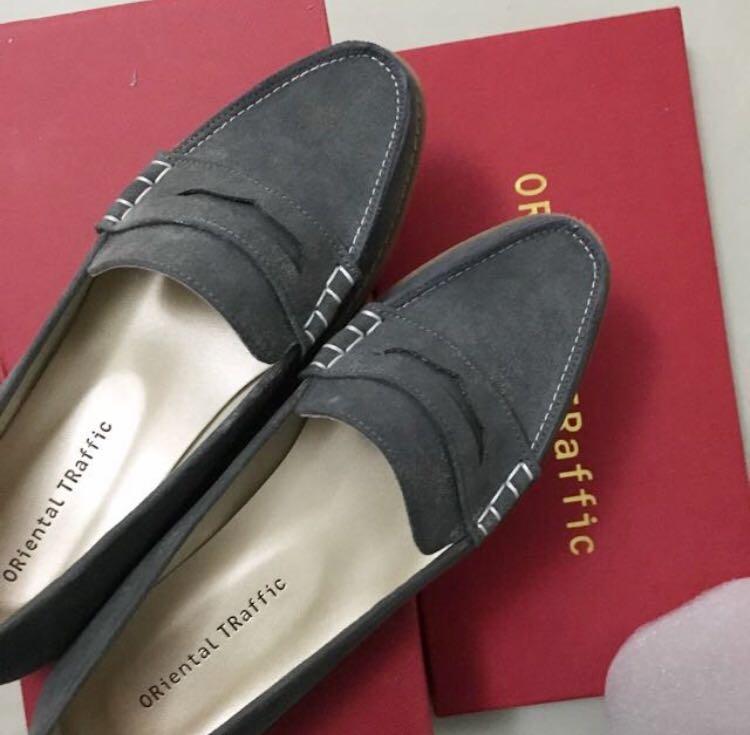 全新 Oriental Traffic loafers 平底鞋 H&M  Zara MUJI Niko and style
