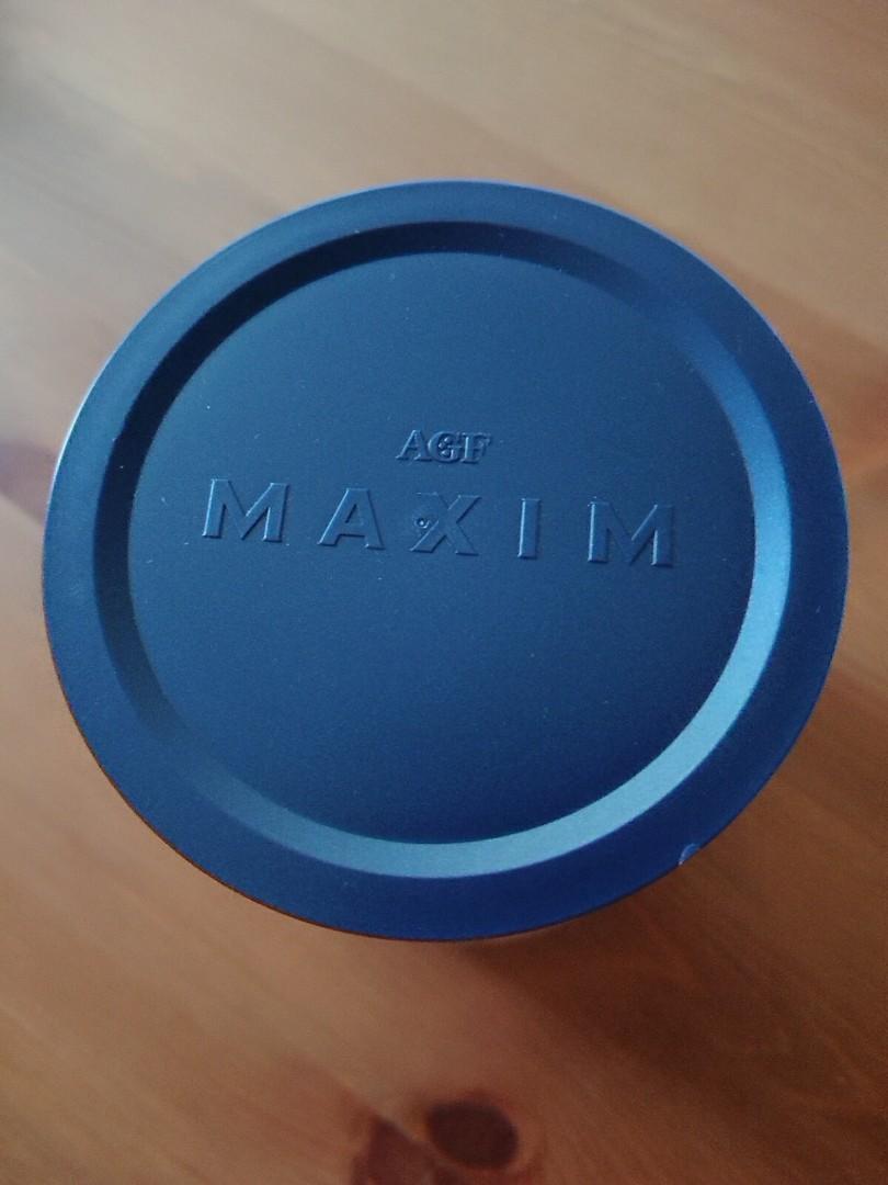 AGF MAXIM 特調即溶藍咖啡