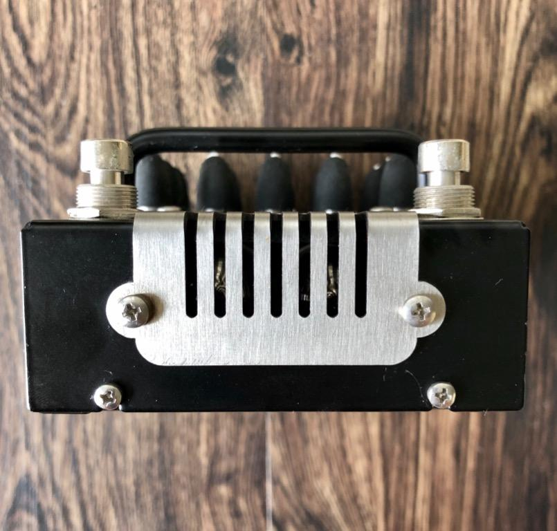 AMT SS11 Tube Guitar Preamp (Russia)