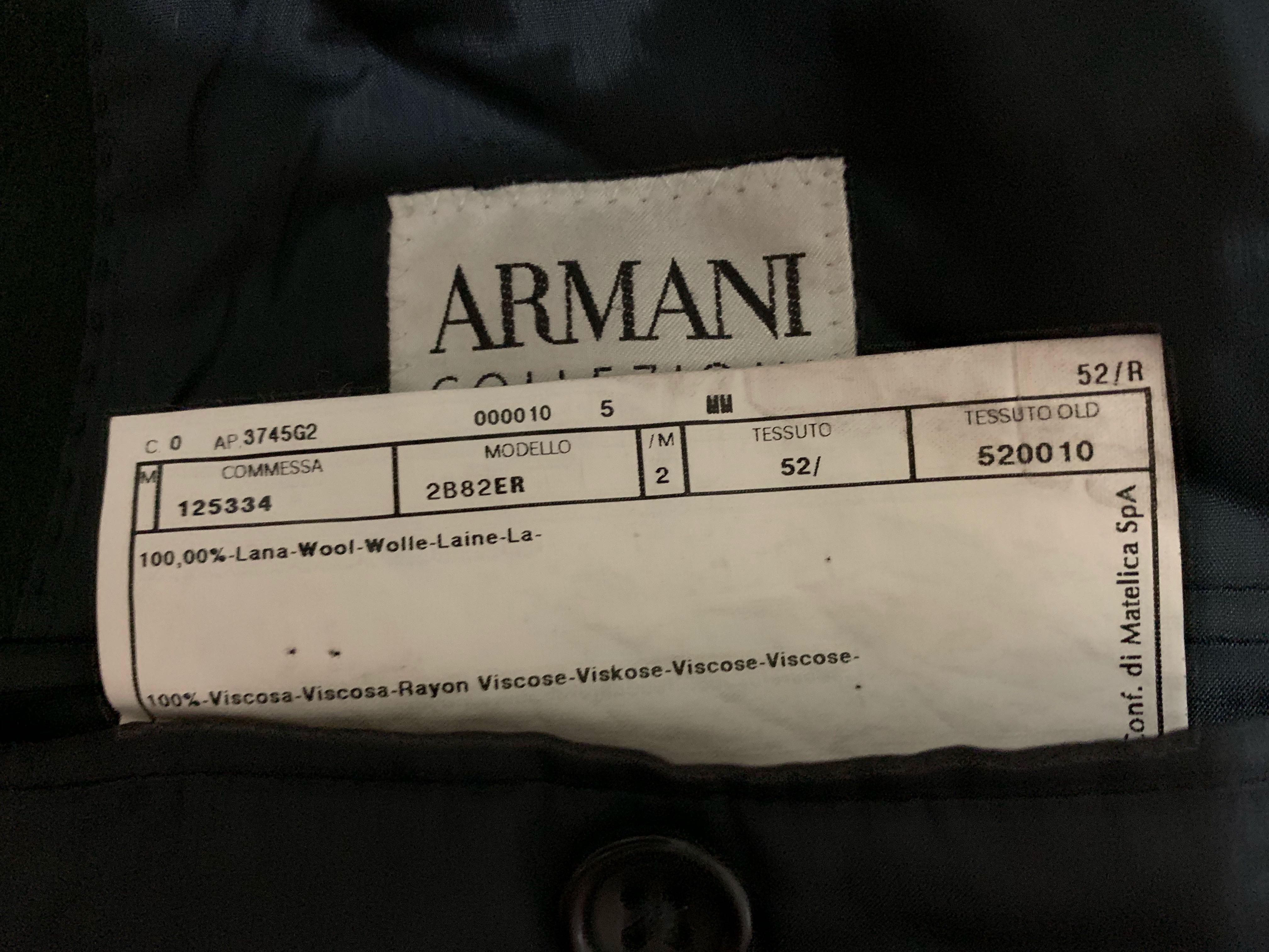 ARMANI COLLEZIONI 男生外套