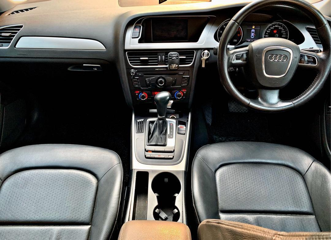 AUDI A4 TFSI 1.8 (A) SEWABELI BERDEPOSIT RM22,000 LOW BALANCE !!