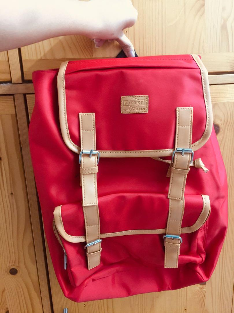 Backpack with free gift
