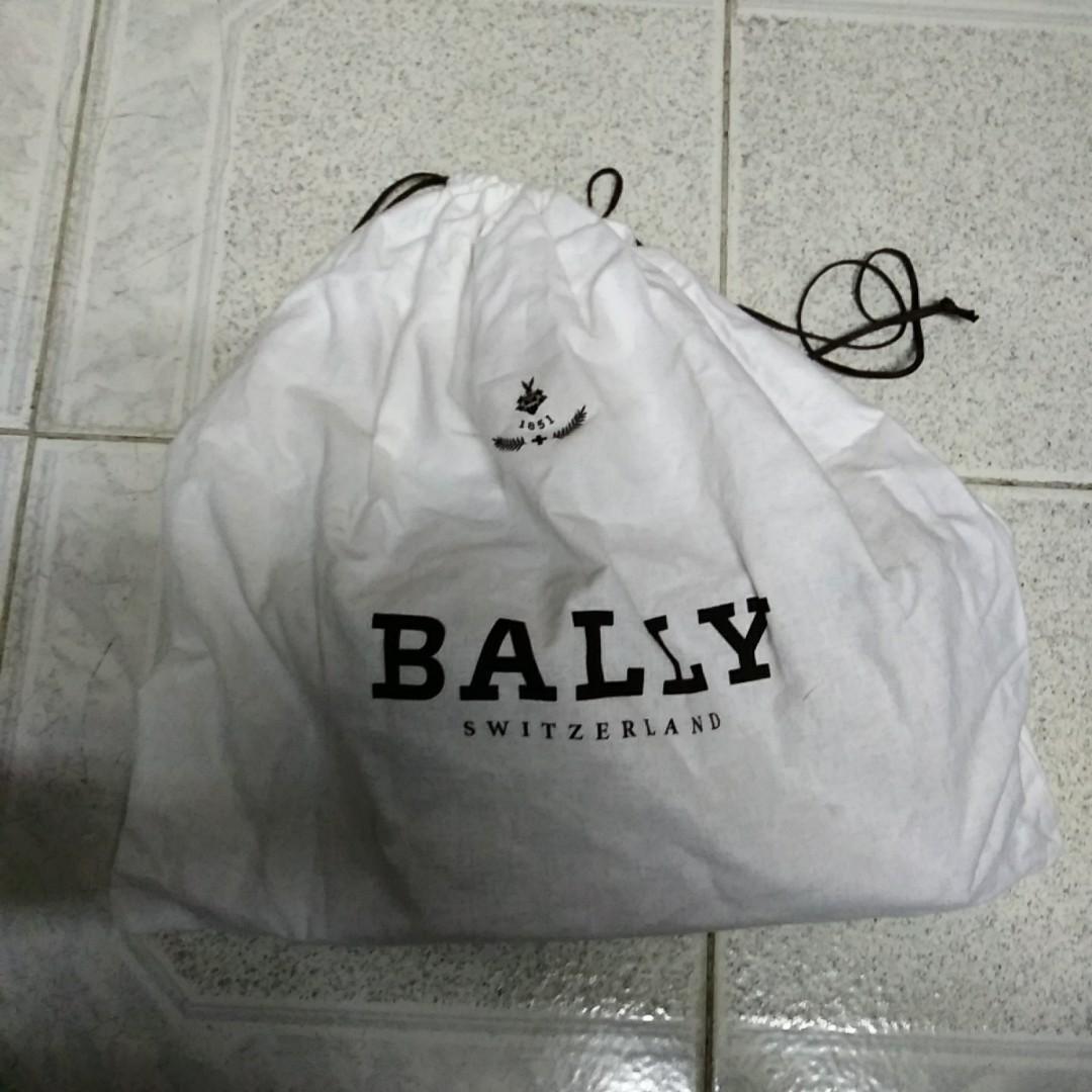 Bally 手袋 側咩袋 斜咩 名牌