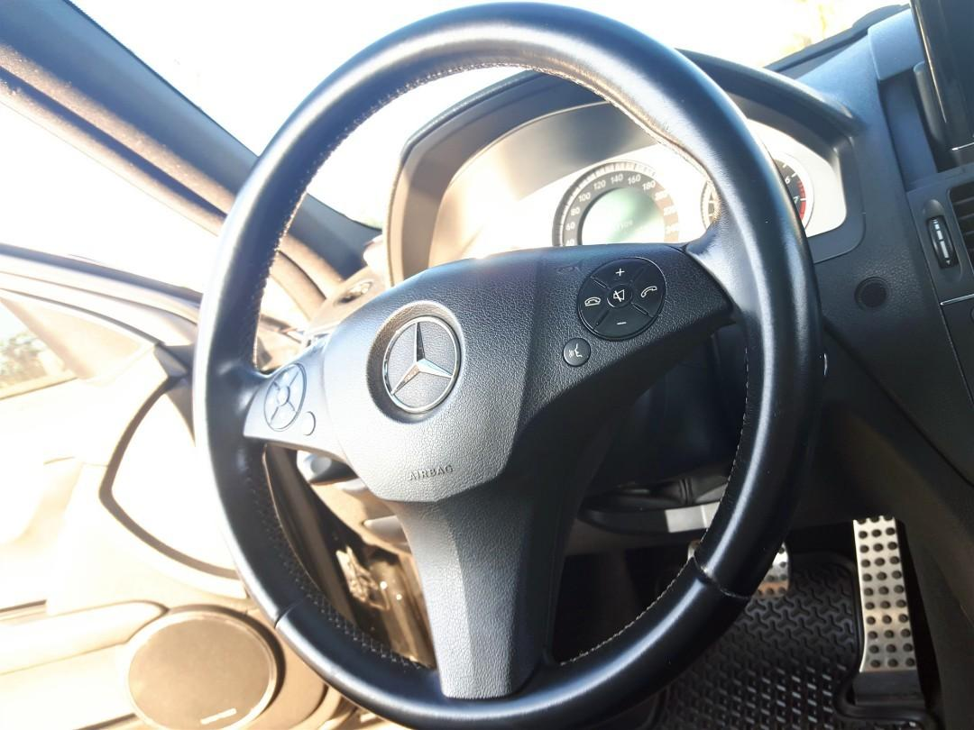 Benz C300黑