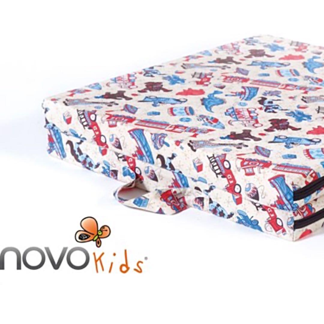 Brand new in packaging (never used) novokids foldable bed