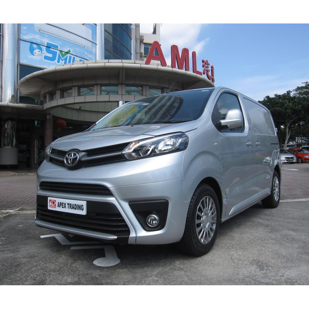 BRAND NEW TOYOTA PROACE COMPACT 1.6M DIESEL