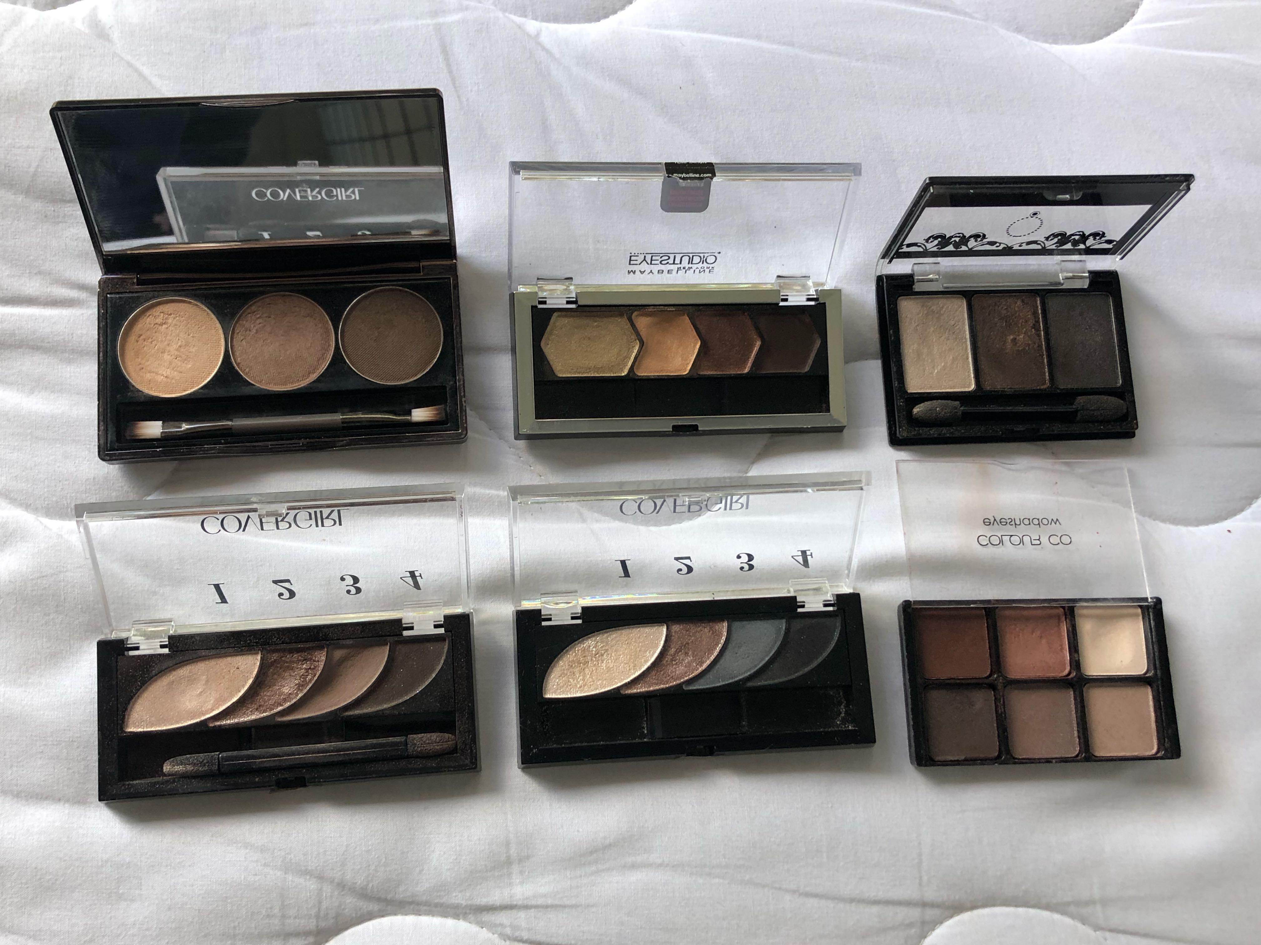 !!BULK DEAL!!  Assorted High End + Drugstore Makeup