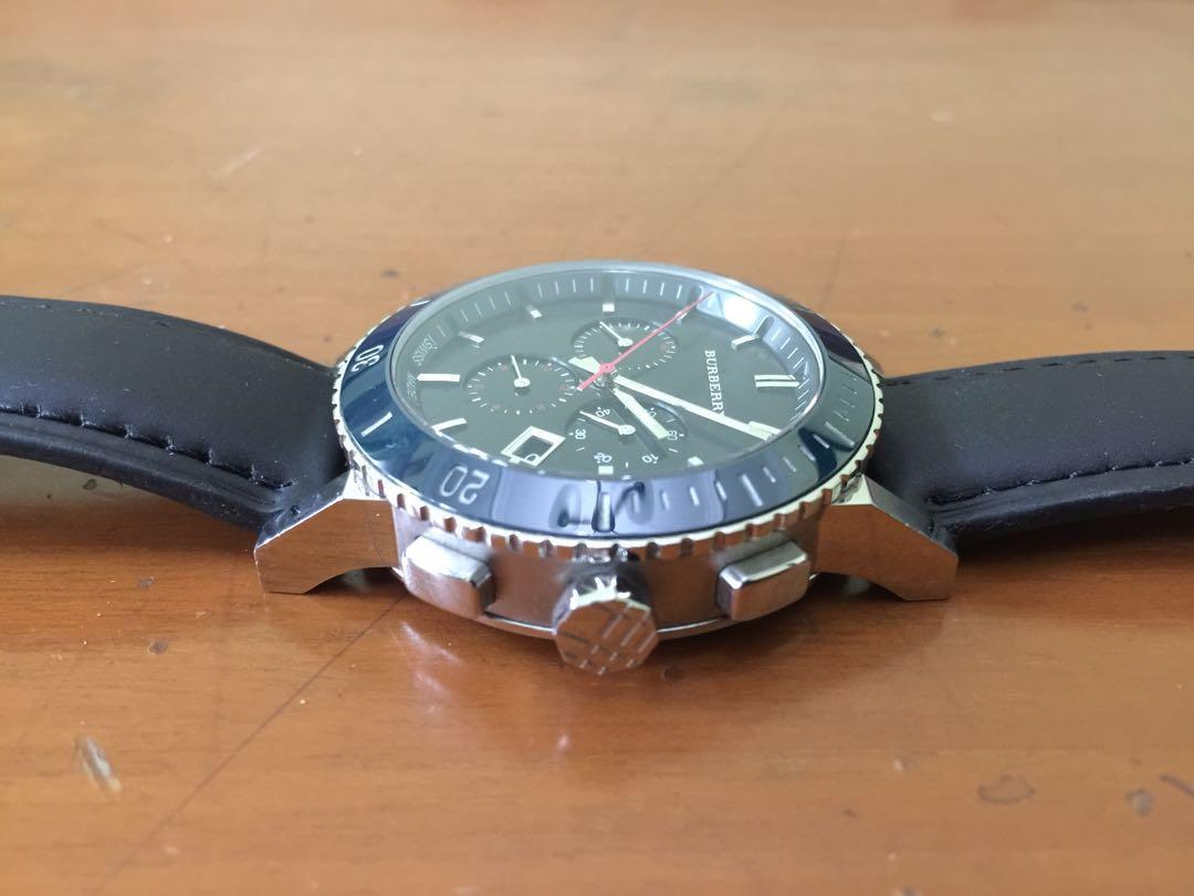 🕹Burberry BU9383 Sapphire Crystal Swiss Made