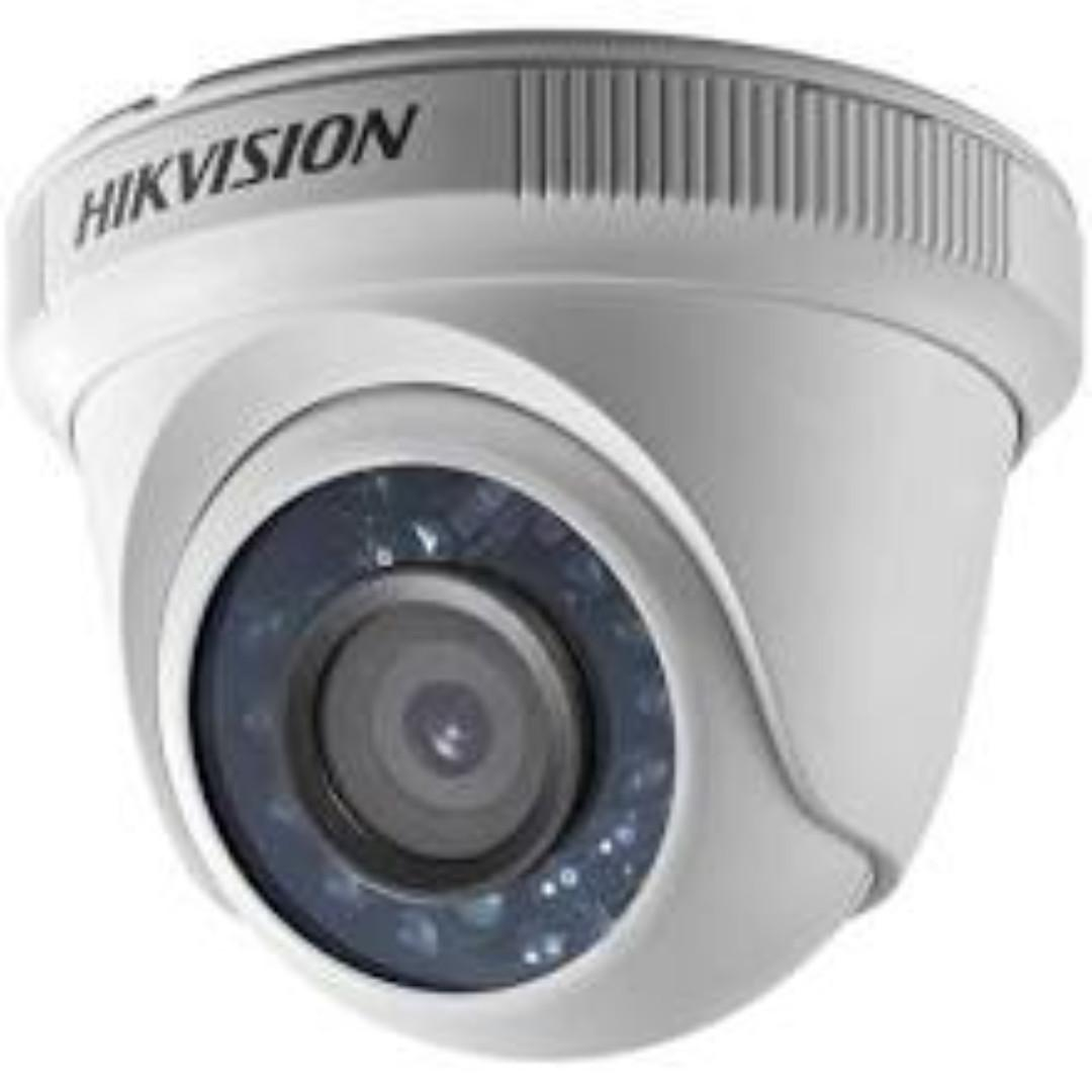 CCTV security system promotion