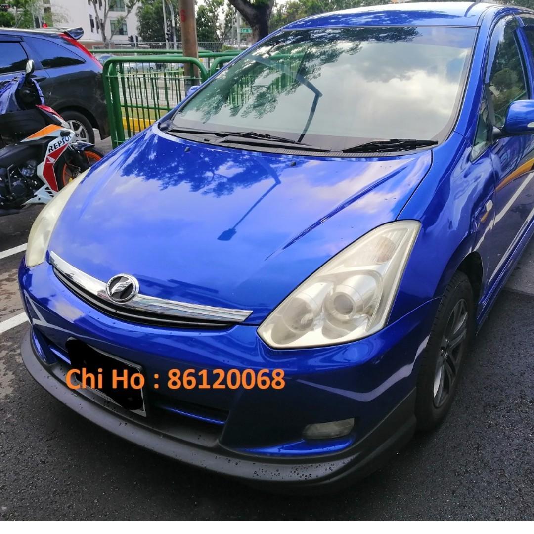 Cheap MPV /Car Rental