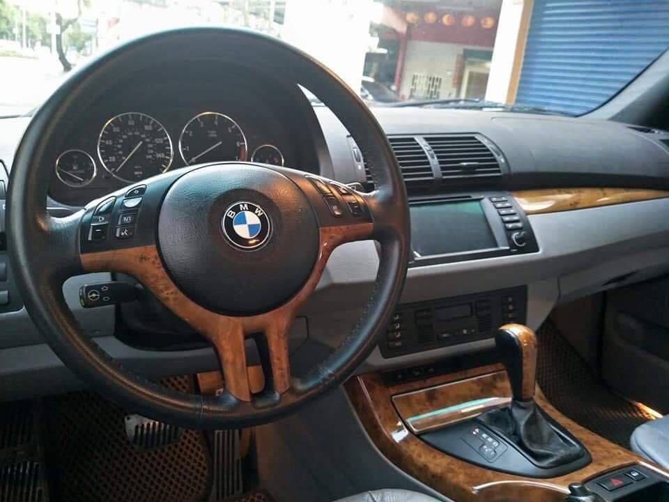 BMW X5 2002年