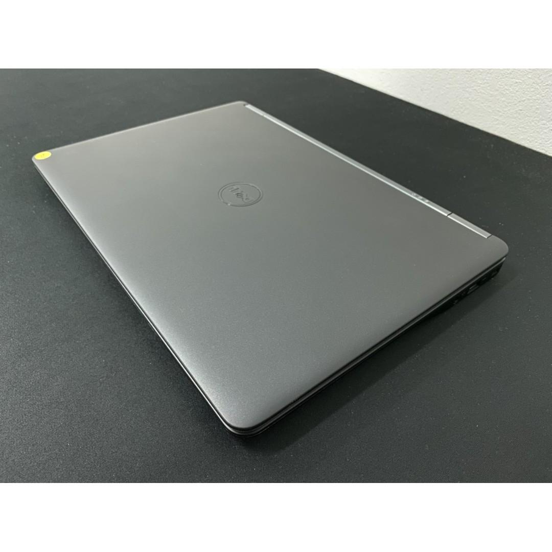 Refurbished Dell Slim & LightWeight Laptop + SSD + 8GB Ram + LED Keyboard