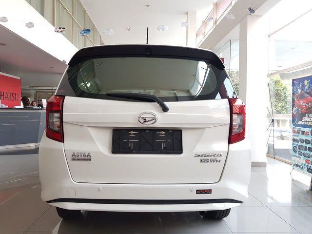 DP MURAH Daihatsu Sigra mulai 11 jutaan. Daihatsu Pamulang
