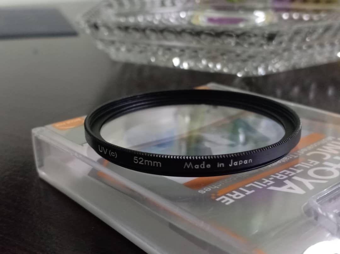 DSLR  UV Lens Filter