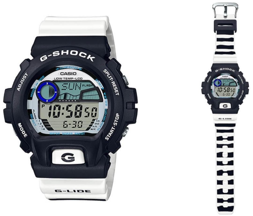 G-SHOCK GLX-6900-SS-1