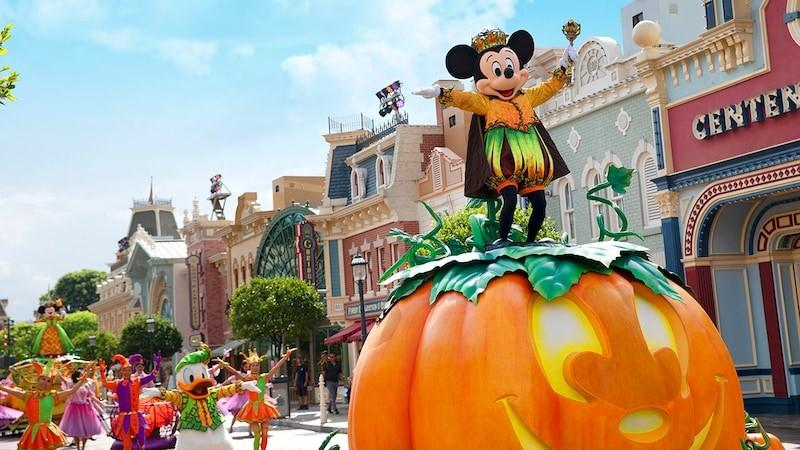 🎃🎃香港迪士尼樂園門票Halloween Time HK Disneyland