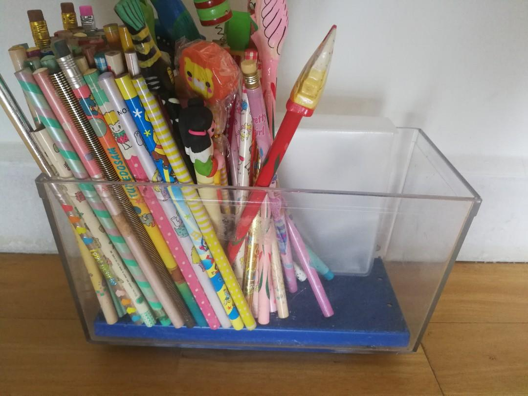 Hobby Collection of Pencils