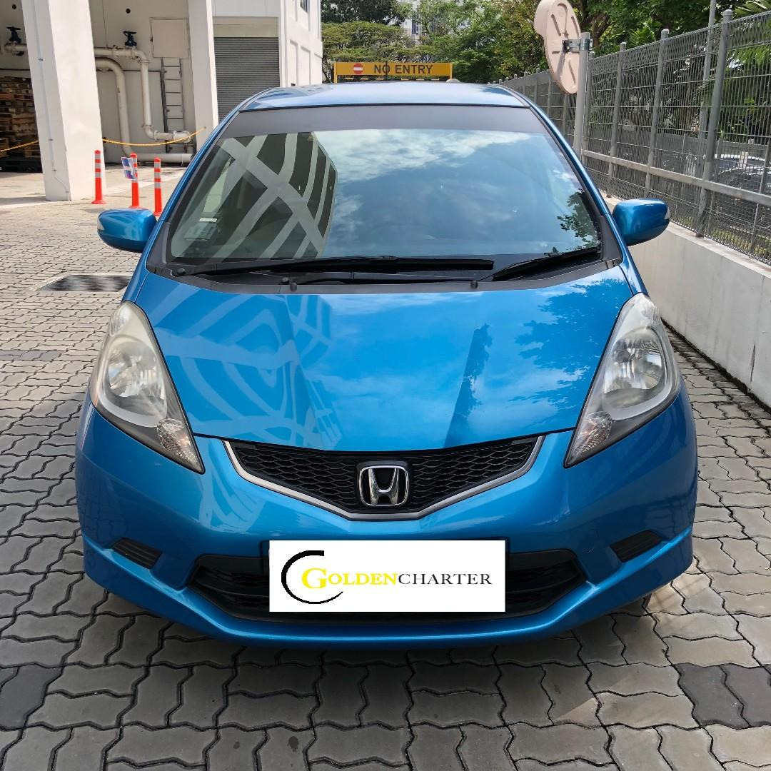Honda Fit A For Rent ! Low rental rates with weekly rebate !