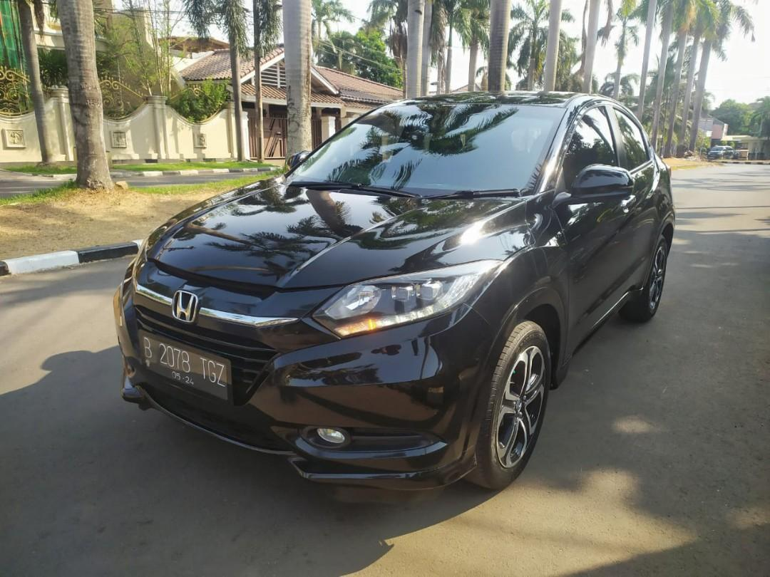 Honda HR-V 1.8L Prestige 2017 AT..Hitam Best Condition