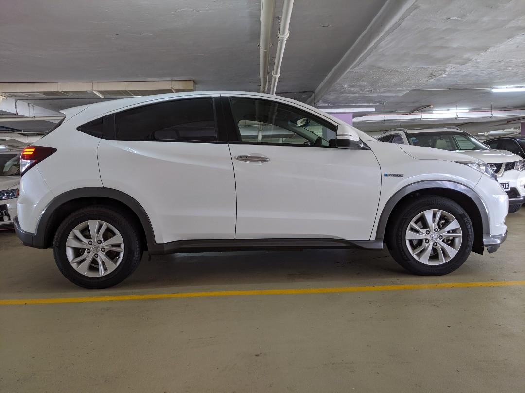 Honda VEZEL HYBRID (PHV & Personal Usage) (Rent / Rental / Lease)