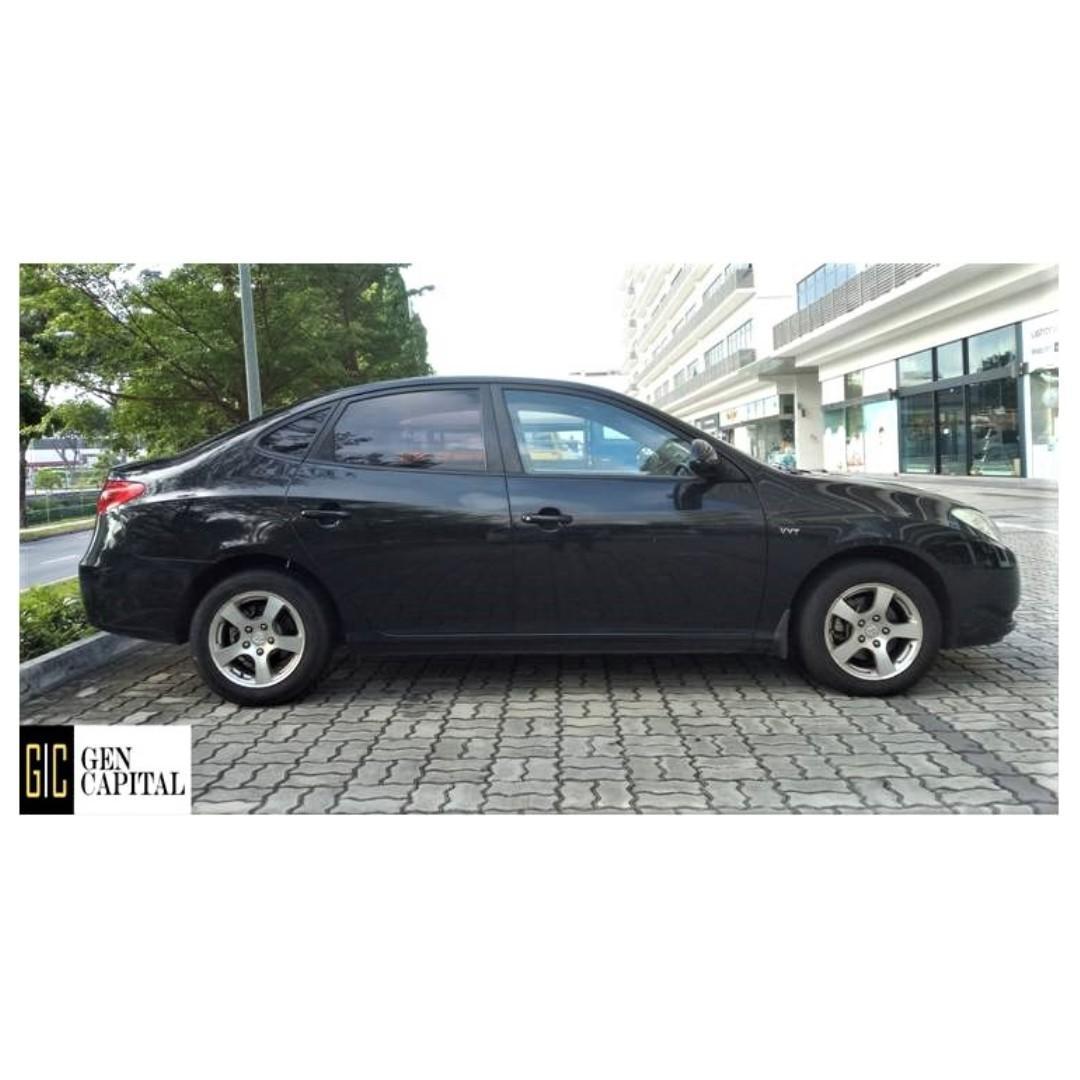 Hyundai Avante 1.6A *Best rates, full servicing provided!