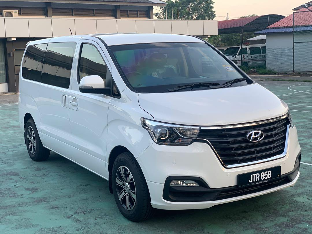 New 2019 Hyundai starex