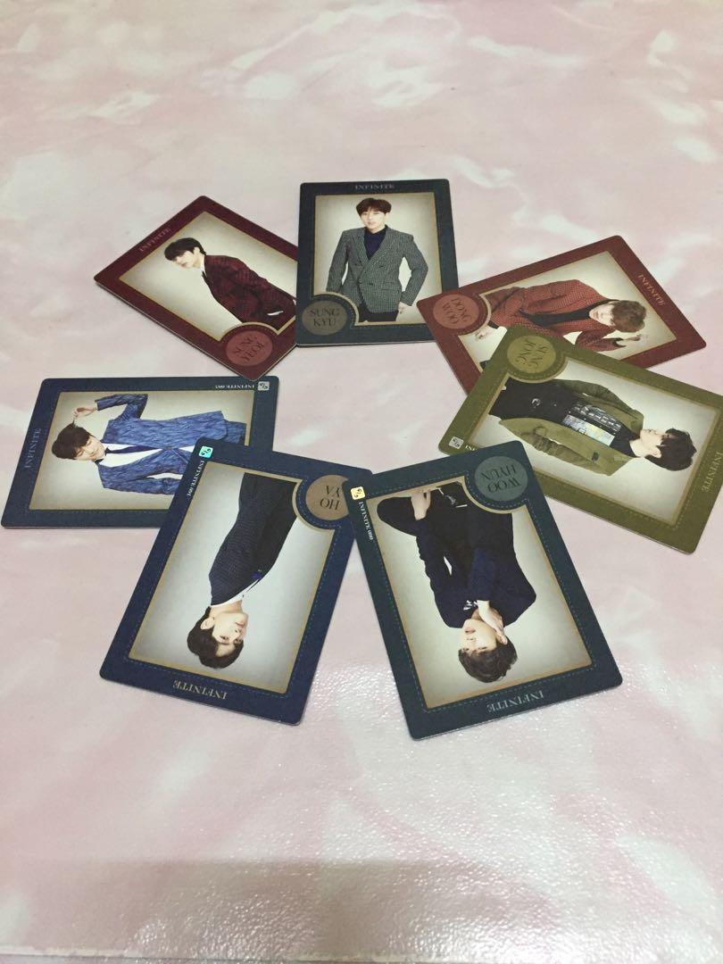 Infinite Official Collection Card Vol 2 - Complete Pack