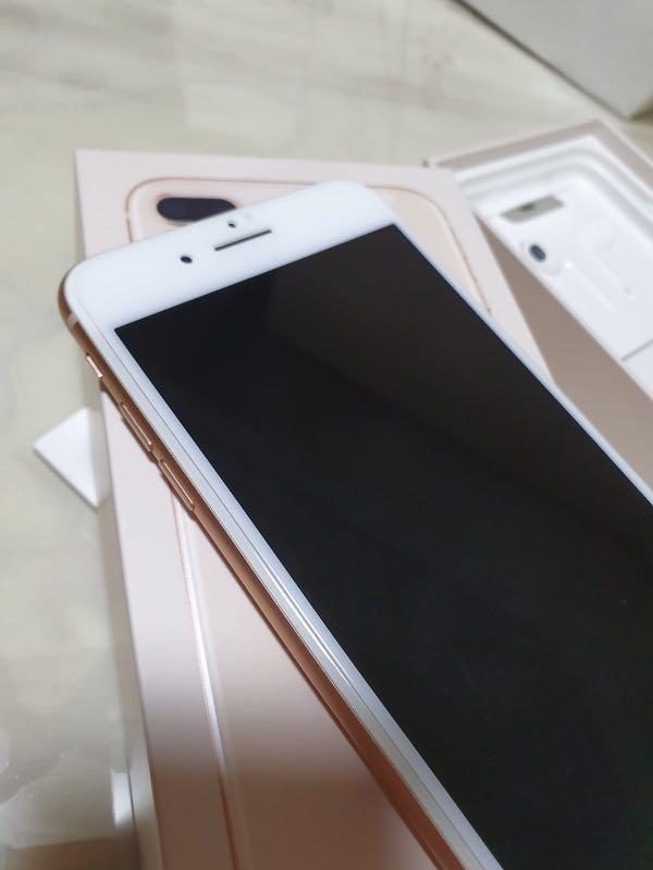 IPhone 8 Plus Gold 64gb