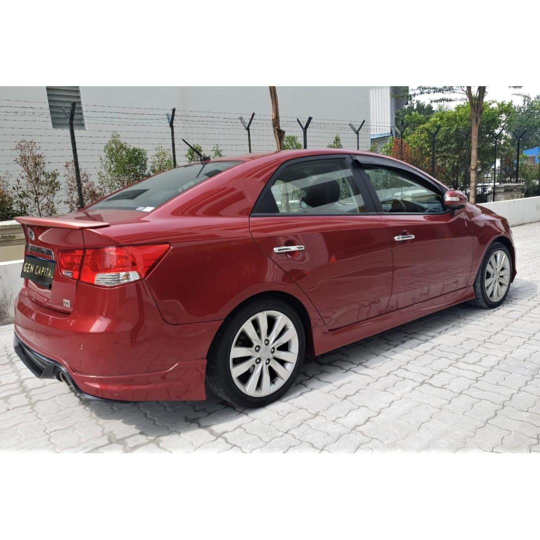 Kia Cerato Forte 1.6A *Best rates, full servicing provided!