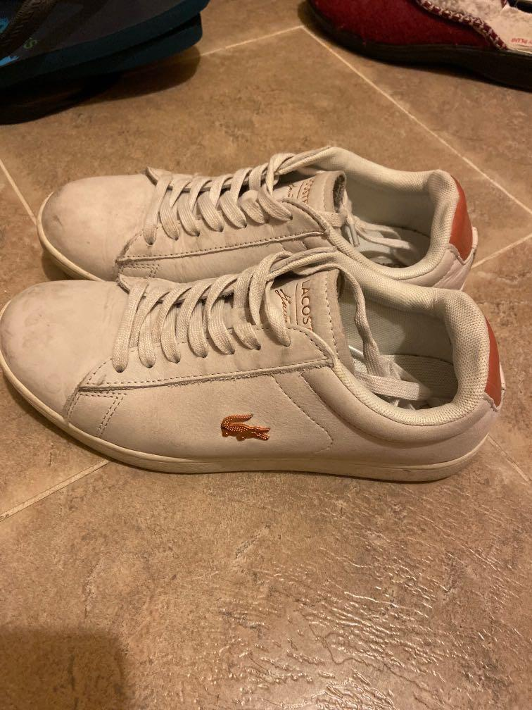Lacoste Sneakers Rose Gold