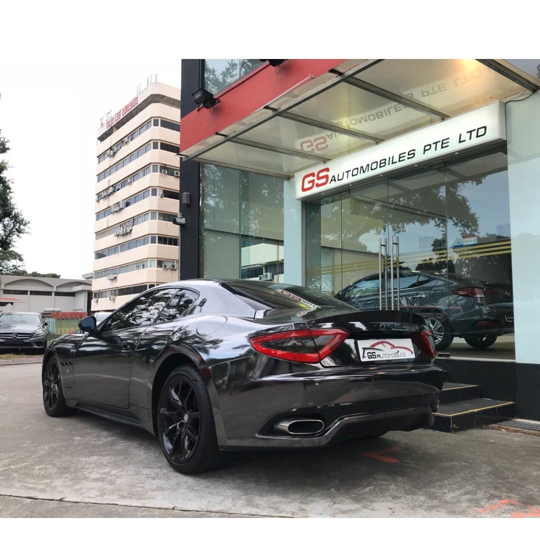 Maserati GranTurismo Sport Auto