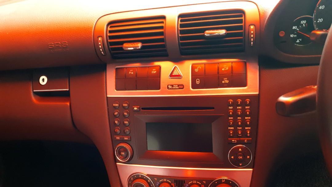 Mercedes CLC 180.