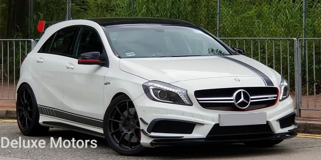 MERCEDES-BENZ A45 AMG Edition 1 2014