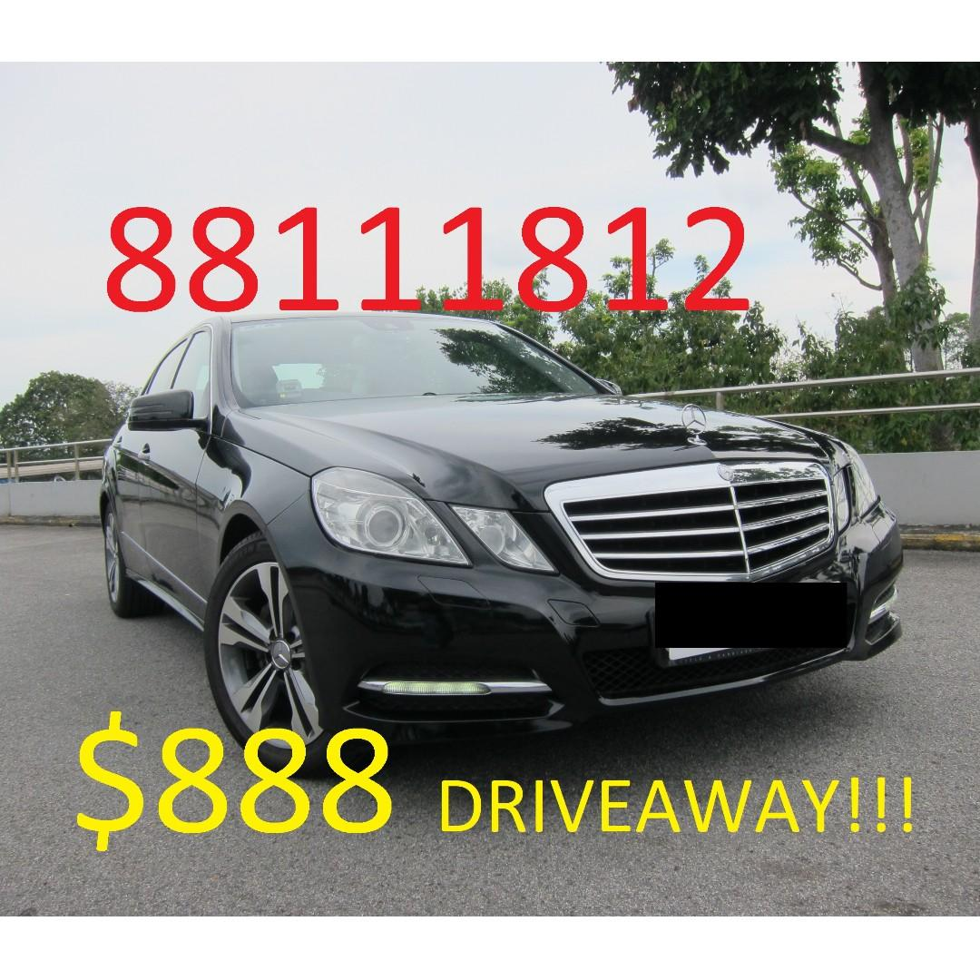 Mercedes-Benz E250 CGI BlueEfficiency Avantgarde Auto