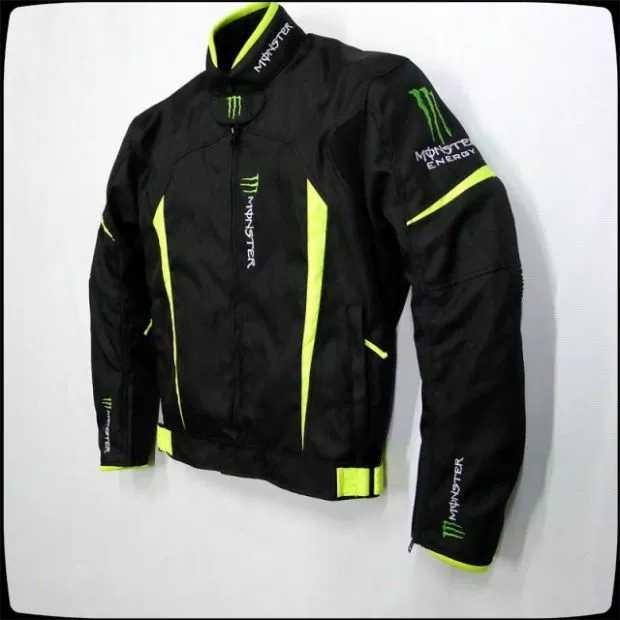Monster Riding Jacket with Padding