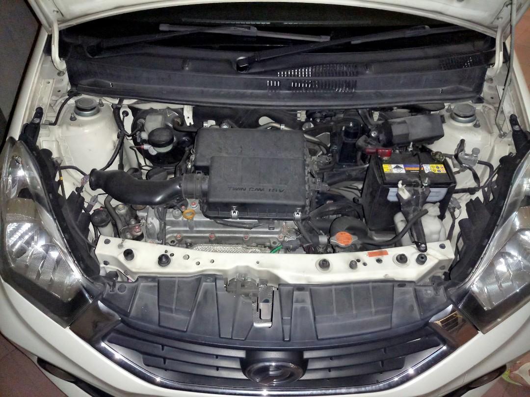 MYVI 1.3CC AUTO PREMIUM 2015