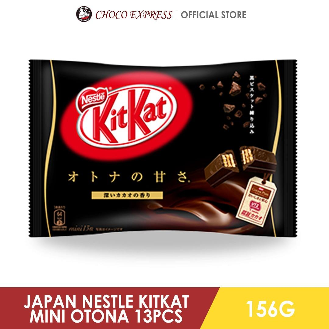 Nestle Kitkat Mini Otona 13pcs 156G (Imported from Japan)