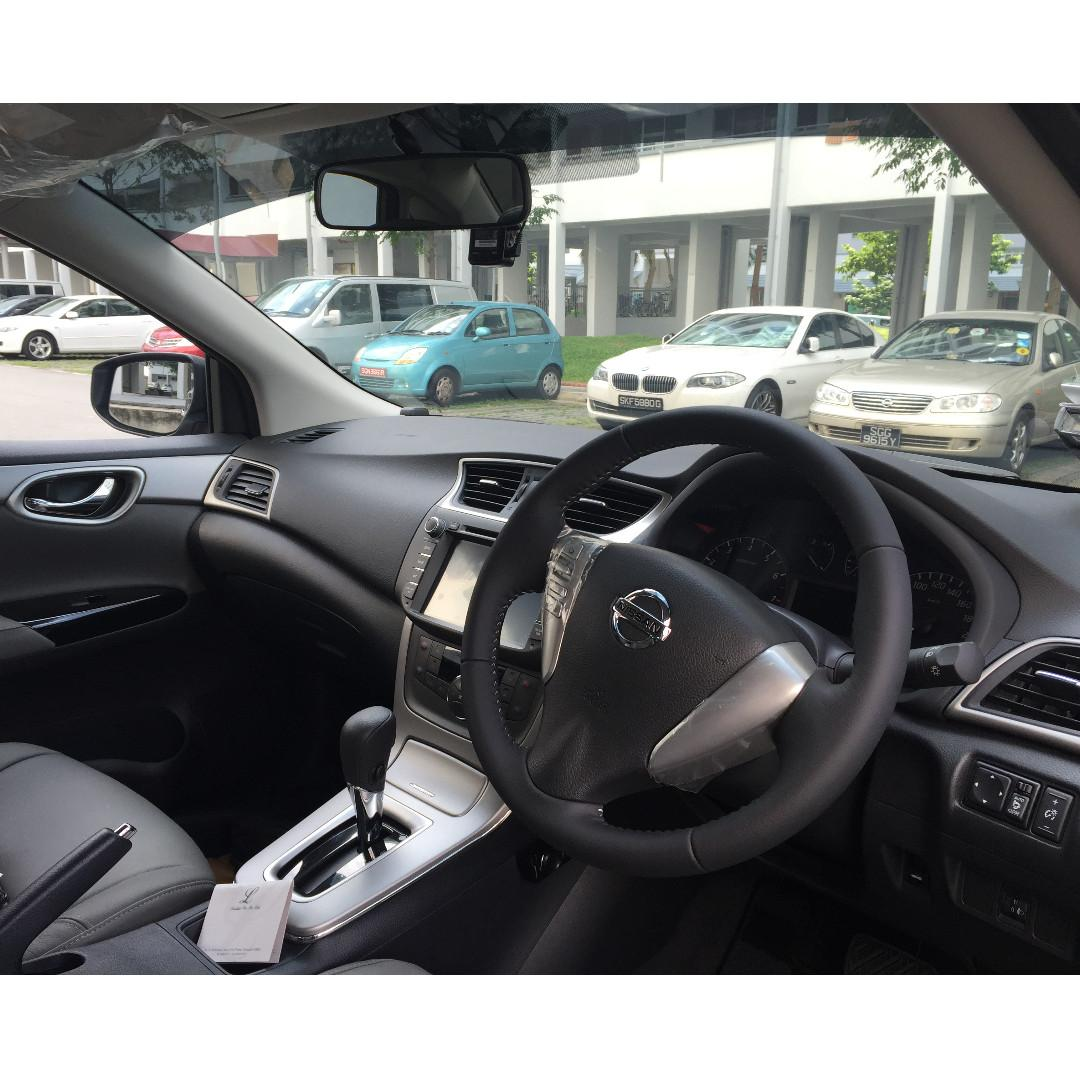 Nissan Sylphy from $55 (Owned in-house Workshop repair services)