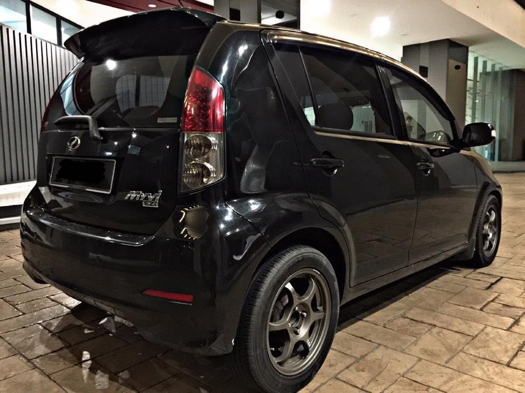PERODUA MYVI EZI SEWABELI BERDEPOSIT RM7,000 1.3CC AUTO