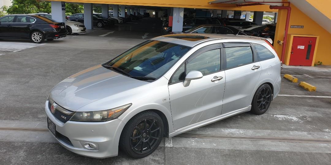 PHV for rent- Weekly $350 - HONDA Stream 1.8A RSZ