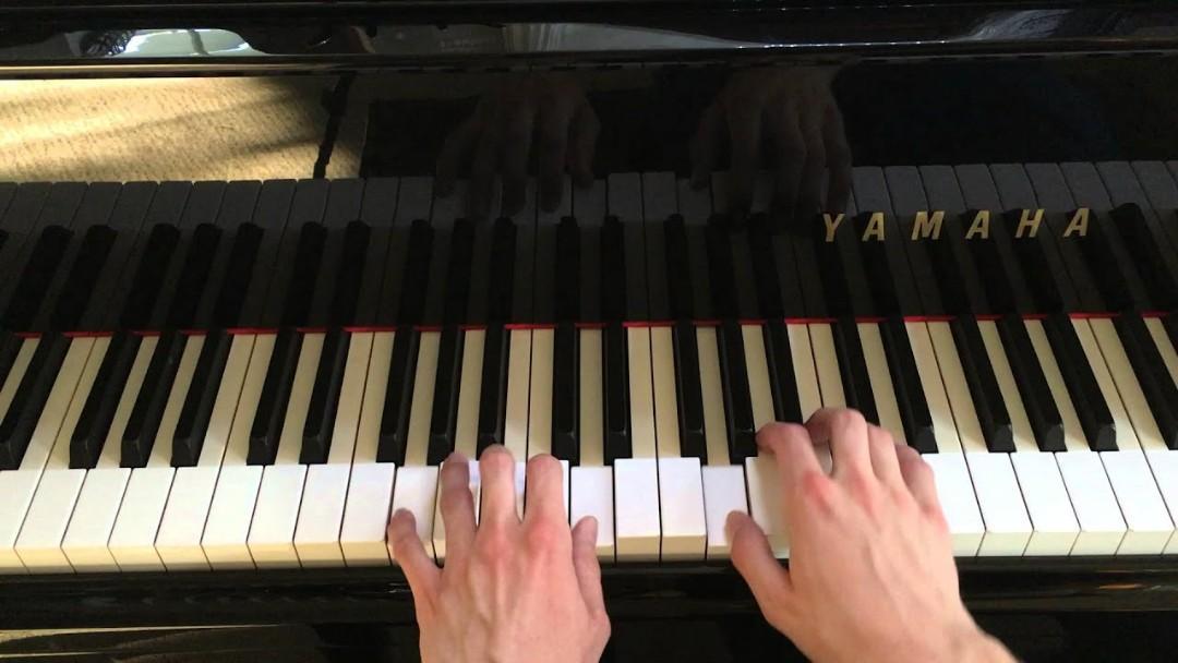 PIANO LESSON🏠
